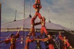 La troupe Hassani